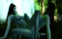 Avatar 3D porno